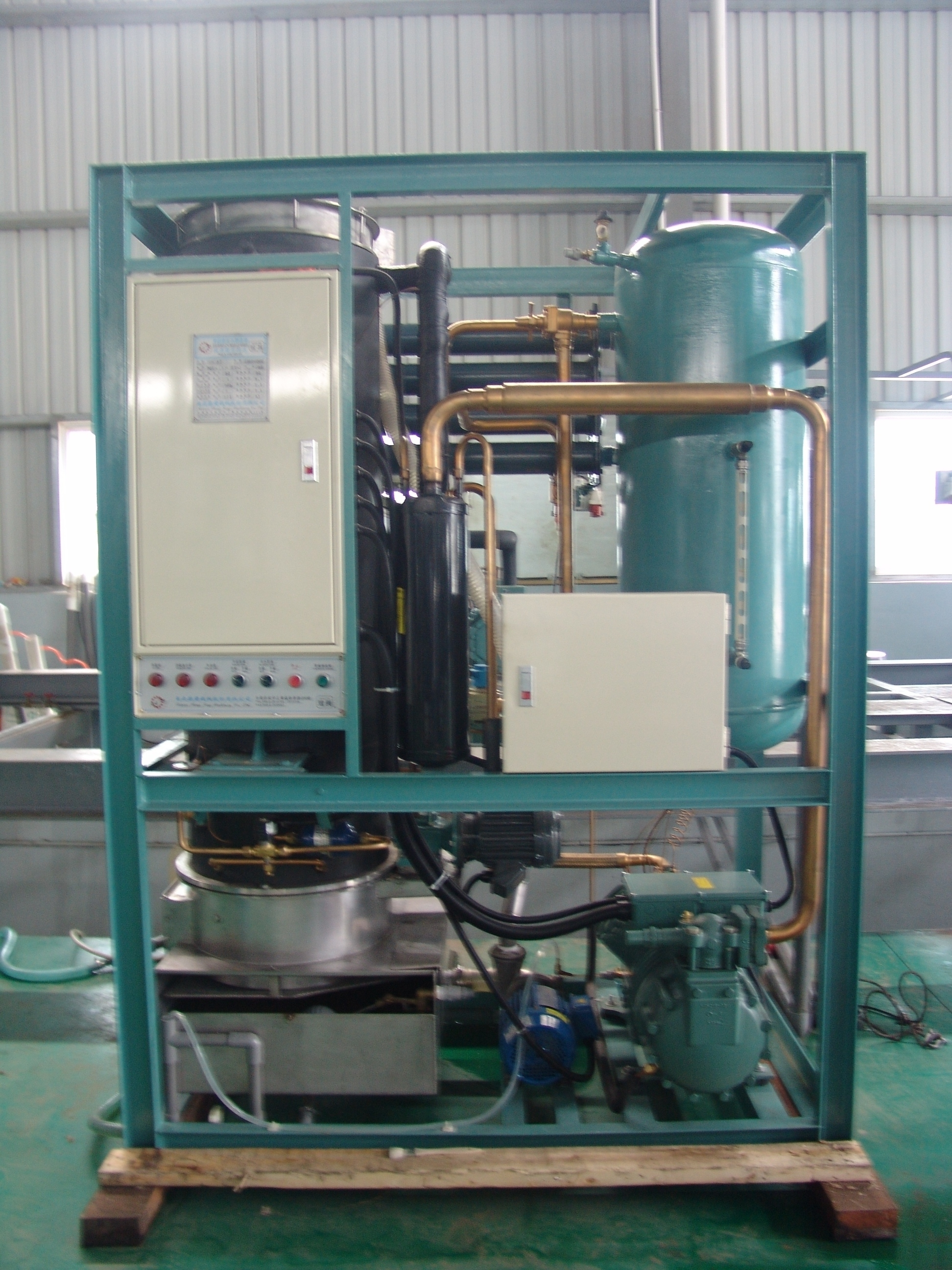 KT5000 Tube Ice Machine