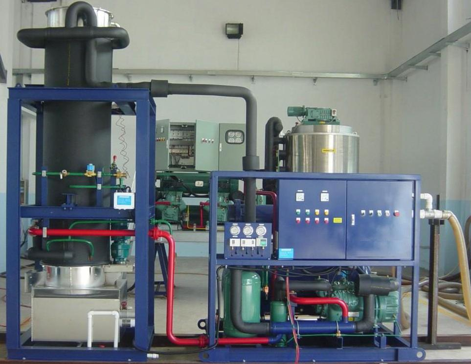 KT20000 Tube Ice Machine
